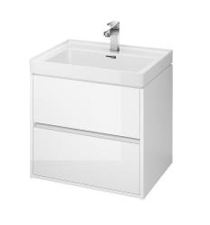 Szafka z umywalką biały 60 Crea Cersanit (S801-278)
