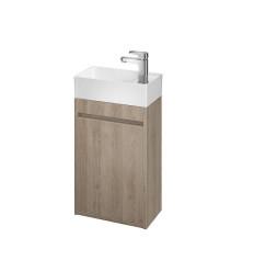 Szafka z umywalką dąb 40 Crea Cersanit (S801-286)