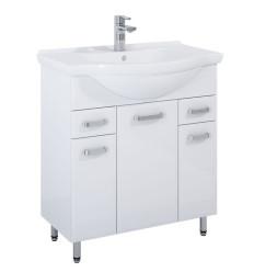 Szafka z umywalką 75 Amigo Elita (166742 + 145670)