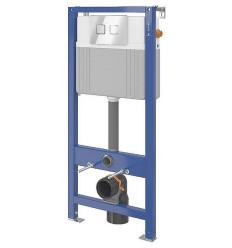 Stelaż podtynkowy z przyciskiem Aqua 52 Pneu S QF Cersanit (S701-332)