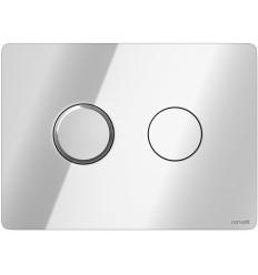 Przycisk pneumatyczny chrom Accento Circle Cersanit (S97-056)