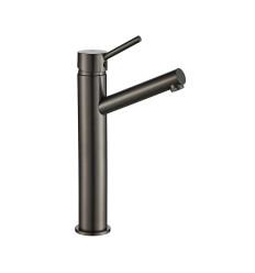 Bateria umywalkowa wysoka Lumi Gun Grey Mat Rea (REA-B8026)