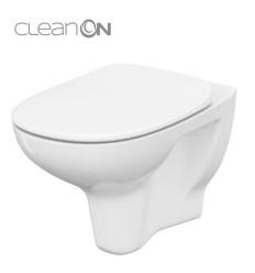 Miska zawieszana z deską Arteco Clean On Cersanit (S701-180)