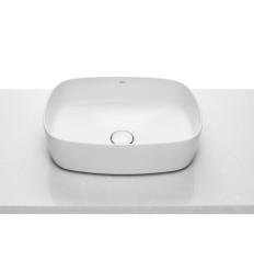 Umywalka nablatowa cienkościenna Soft FINECERAMIC Inspira Roca (A327500000)