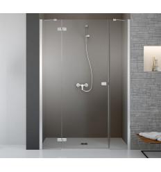 Drzwi prysznicowe 120 Fuenta New DWJS Radaway (384031-01-01L + 384090-01-01)