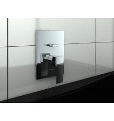 Bateria wannowo-prysznicowa podtynkowa Excelent Kohlman (QW210H)