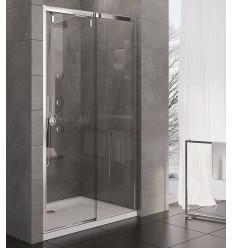 Drzwi prysznicowe 140 Porta New Trendy (EXK-1138)