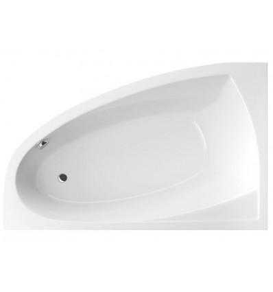 Wanna asymetryczna 150x95 Aquaria Comfort Excellent (WAEX.AQL15WH)