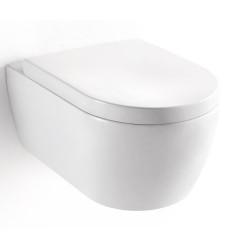 Miska WC podwieszana + deska wolnoopadająca Doto Axel (CEEX.1509.545.WH)
