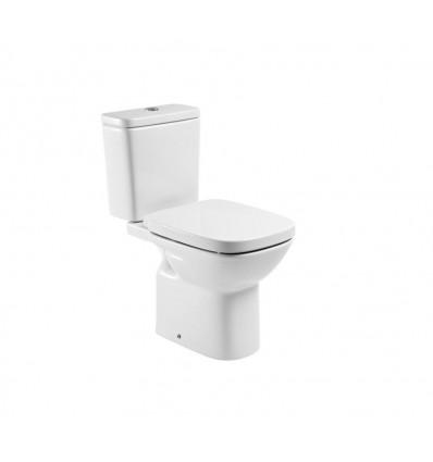 Miska WC o/poziomy Debba Roca + zbiornik Debba Roca (A342997000+A341990000)