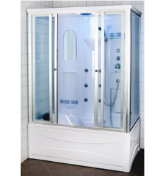Kabina prysznicowa 150x95 Duschy (5043)
