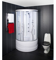 Kabina prysznicowa 90x90 Duschy (6025)