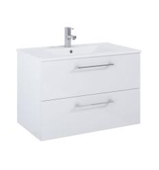 Szafka z umywalką 80 Roma white Elita (5110011)