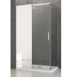 Kabina prostokątna 140x100 Espera KDJ Mirror Radaway (380695-01L + 380234-71L + 380140-01R)