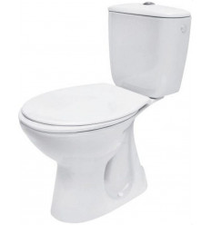 Kompakt WC z deską duroplast Atlantic Cersanit (K100-201)