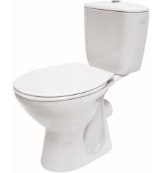 WC kompakt 3/6l z deską duroplastową 010 President Cersanit (K08-038)