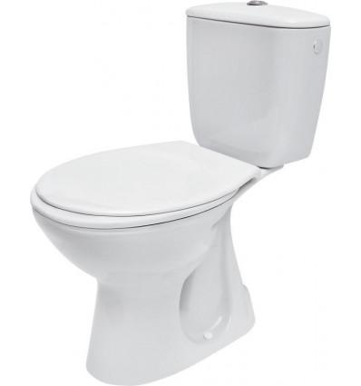 WC kompakt z deską polipropylenową 3/6l 020 President Cersanit (K08-029)