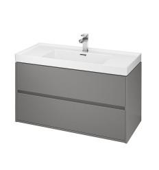 Szafka pod umywalkę szary 100 Crea Cersanit (S924-019)
