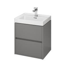 Szafka pod umywalkę szary 50 Crea Cersanit (S924-015)