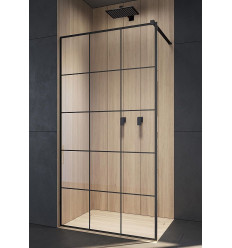 Kabina Walk-in 100 Modo New Black II Factory Radaway (389104-54-55)