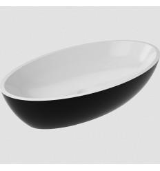 Umywalka nablatowa Siena Omnires (Siena L UN BCP Marble+)