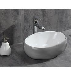 Umywalka ceramiczna 48 Linda Silver Rea (REA-U1135)