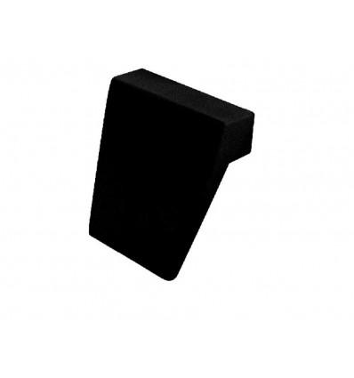 Zagłówek wannowy Modern Black Besco (zmodernblack)