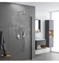Zestaw prysznicowo-wannowy podtynkowy Pride Excellent (AREX.SET.4045CR)